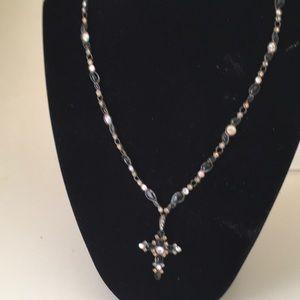 Sorrelli Cross Necklace